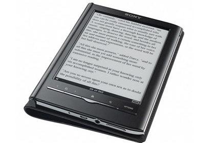 Ремонт электронных книг Sony