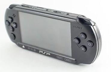 Ремонт портативных игровых приставок Sony
