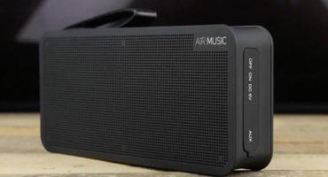 Ремонт портативной акустики Air Music